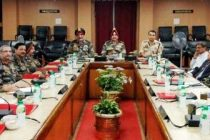 J&K: Army Commander Northern Command chairs high-level core group meet