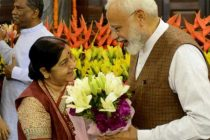 Glorious chapter in politics ends, says Modi on Sushma's death