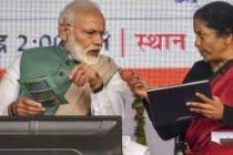 PM reviews economy with Sitharaman
