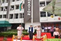 "DVC celebrated ""The 73rd Independence Day"""
