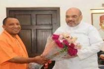 Shah, Adityanath meet to discuss UP Cabinet expansion