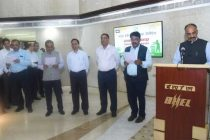 CMD, BHEL inaugurates Swachhta Pakhwada in BHEL