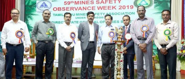 """""""NEYVELI MINES ARE NOT ONLY PRODUCING BROWN COAL; BUT CREATING A GREEN ATMOSPHERE TOO"""""""