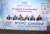 NTPC's 15th Analysts & Investors Meet
