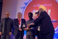 PFC gets D&B Award for Best PSU in ' Financial Services' category