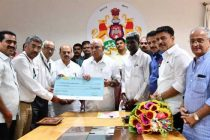 MRPL donates Rs.5 Crore to Chief Minister's Relief Fund
