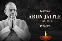 Jaitley cremated with full state honours