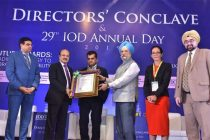 ONGC CMD Shashi Shanker is Distinguished Fellow of Institute of Directors