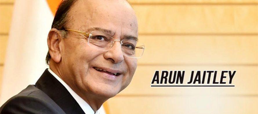 Arun Jaitley's last rites held with full state honours