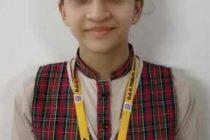 NTPC girl Sharanya Nanda to witness landing of Chandrayan on Moon