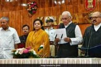 Arif Mohammad Khan sworn in as new Kerala Governor