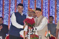 Bhagat Singh Koshyari Sworn In As Maharashtra Governor, Takes Oath In Marathi