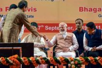 India's first 'water-grid' in Maharashtra: PM