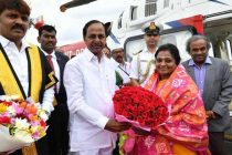 Tamilisai Soundararajan sworn in as Telangana Governor
