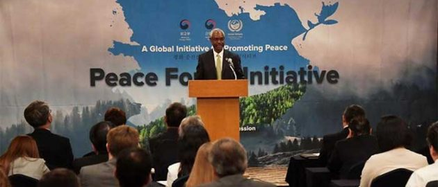 Korea advocates for forests for peace, launches 'Peace Forest Initiative'