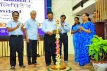 Hindi Fortnight Celebrations inaugurated at NLCIL