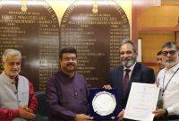 BPCL Sweeps Swachhata Pakhwada Awards conferred by MOP&NG