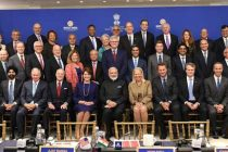PM's meeting with Global CEOs and Senior Executives of leading American Companies