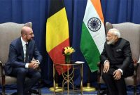 Modi meets Belgian counterpart at UNGA