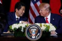 US, Japan sign limited trade deal