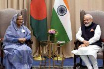 Modi, Hasina review 'excellent' bilateral ties at UNGA