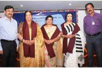 "DVC felicitates eminent personalities on ""Hindi Pakhwada-2019"""