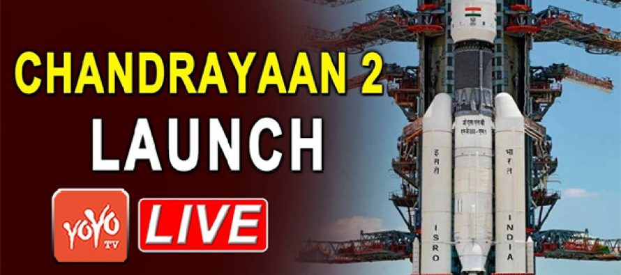 Watch Chandrayaan-2 landing on Nat Geo with NASA astronaut