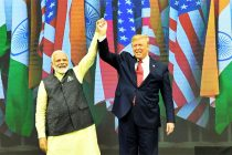 Trump shows faith in Modi's leadership over all controversial issues