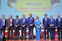 NHPC clocks Rs. 9,086 cr revenue, generates highest ever annual generation of 24,193 Million Units