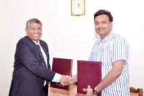 एनएचपीसी ने आईआईटी कानपुर के साथ करार ज्ञापन पर हस्ताक्षर किए