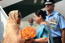 Bangladesh PM Hasina in India, several deals to be inked