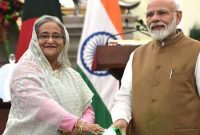 India, Bangladesh sign 7 pacts, launch 'sonali adhyay'