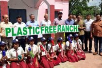HPCL collaborates with District Administration Ranchi for 'Plastic Free Ranchi'