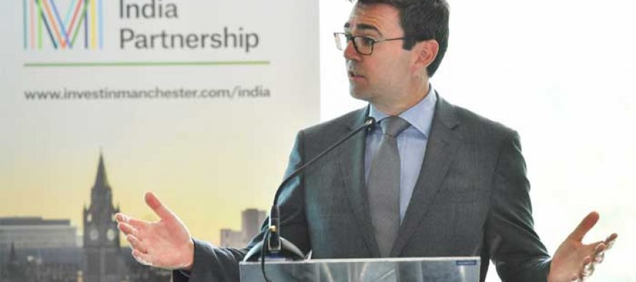 Manchester's Mayoral visit to India