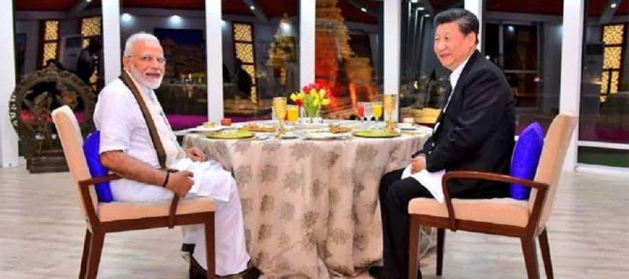 Modi, Xi express concern over terrorism, radicalisation