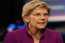 Elizabeth Warren emerges as front runner to take on Trump