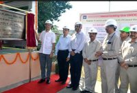 Secretary (DHI) inaugurates 1900 kg capacity metal-cutting gas plant, at BHEL's Bhopal unit