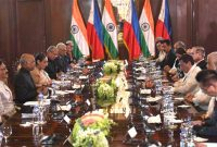 INDIA AND PHILIPPINES SIGN AND EXCHANGE FOUR AGREEMENTS IN THE FIELDS OF MARITIME DOMAIN, SECURITY, TOURISM, SCIENCE AND TECHNOLOGY AND CULTURE