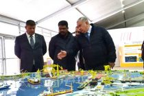Dharmendra Pradhan today reviewed oil and gas projects being undertaken in the Russian far-east