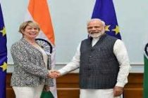 Let's fight terror together: PM to European Parliament team