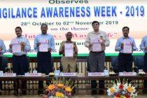 Vigilance Awareness Week -2019 observed in NLCIL