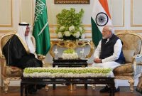 Modi meets Saudi Energy Minister, discusses boosting ties