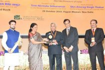PFC BAGS 'NATIONAL CSR AWARD