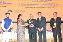 PFC BAGS 'NATIONAL CSR AWARD'
