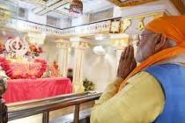 Modi, Shah greet nation on Guru Nanak's Prakash Parv