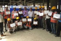 NBCC implemented the Recognition of Prior Learning [RPL] Programme under #SkillIndia Mission