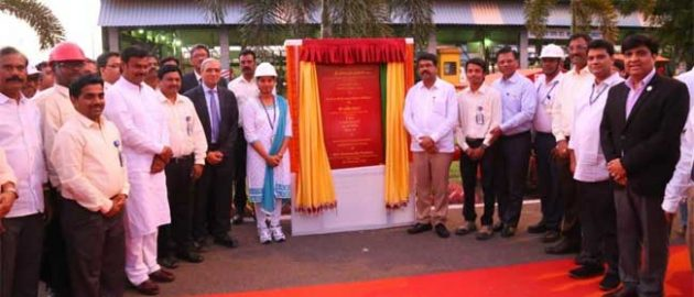 Minister of Petroleum & Natural Gas and Steel, Dharmendra Pradhan dedicated HPCL's VVSPL capacity Expansion Project to Nation