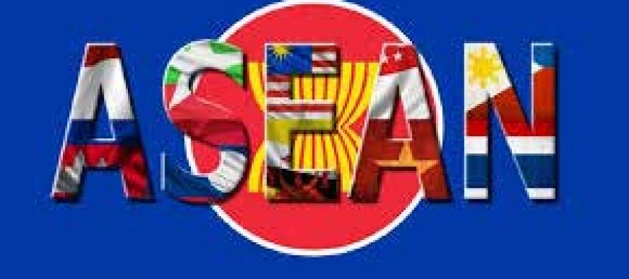 53rd ASEAN foreign ministers' virtual meeting kicks off