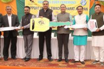 GAIL hands over seven tippers and 142 tri-cycles to Chandigarh Municipal Corporation