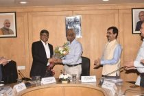 """The Secretary (Power) visits Damodar Valley Corporation"""